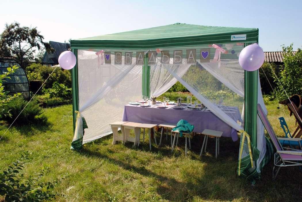 Свадебный шатер: фото 526916 - Евгения Липатова - текстильные игрушки