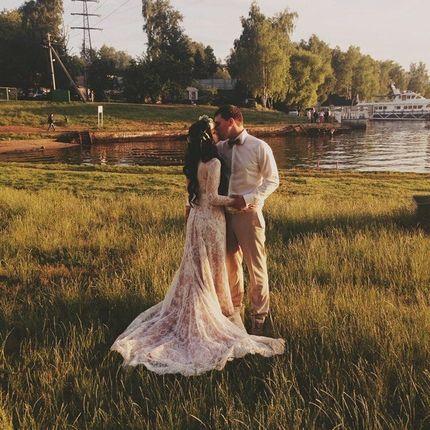 """Свадебное платье """"Мария"""""""