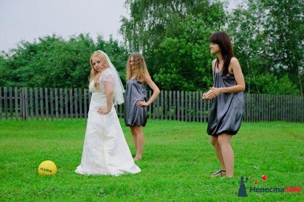 Фото 120100 в коллекции Мы тоже были невестами! - Ведущая Власова Дарья
