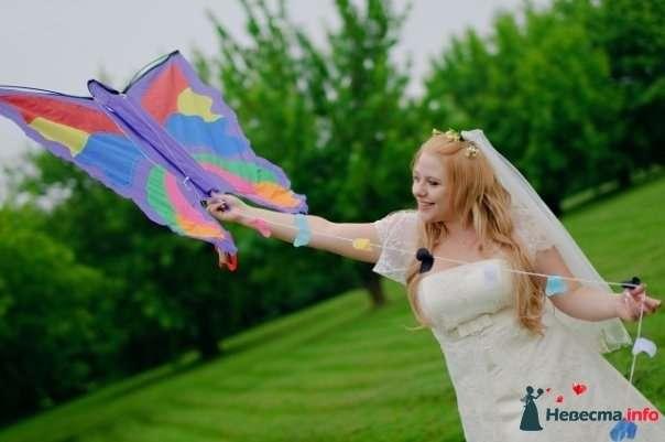Фото 120101 в коллекции Мы тоже были невестами! - Ведущая Власова Дарья