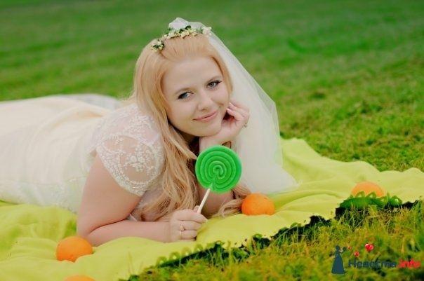 Фото 120106 в коллекции Мы тоже были невестами! - Ведущая Власова Дарья