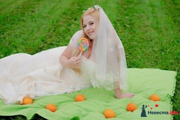 Фото 120130 в коллекции Мы тоже были невестами! - Ведущая Власова Дарья