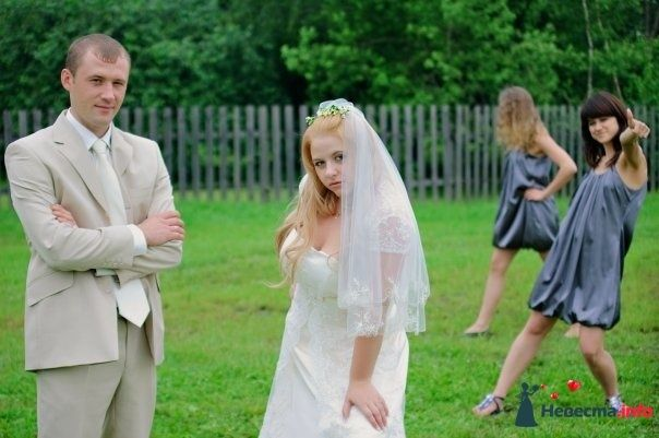 Фото 120142 в коллекции Мы тоже были невестами!