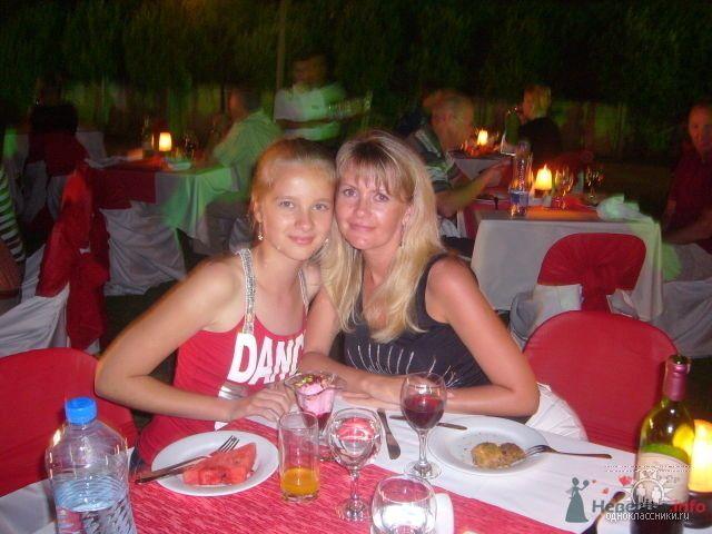 Я и дочушка Кристюшка - фото 73859 Невеста Волкодава