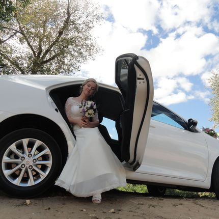 Свадебный кортеж Toyota Camry new
