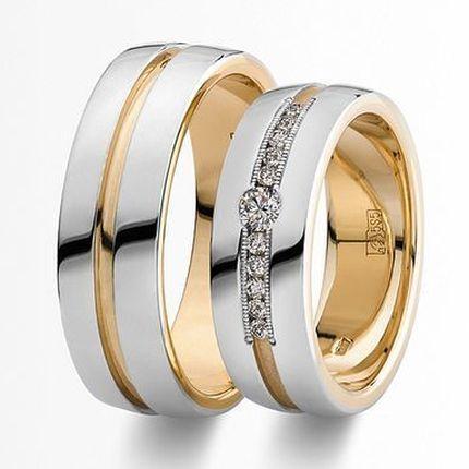 Кольца с 11-ю бриллиантами