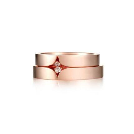 Эксклюзивные обручальные кольца с бриллиантом. На заказ