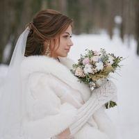 Зимняя сказка Тани и Олега