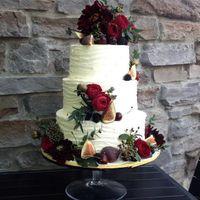 Тортик на свадьбу