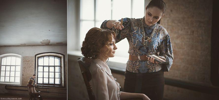 Фото 2095204 в коллекции Творческий проект Winter Moments - Свадебный фотограф Кирилл Калякин