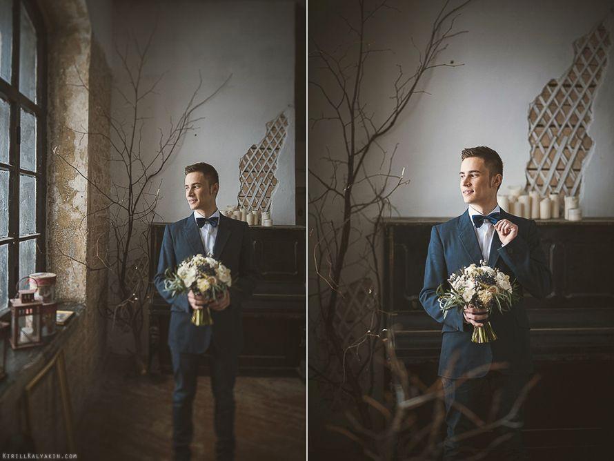 Фото 2095226 в коллекции Творческий проект Winter Moments - Свадебный фотограф Кирилл Калякин