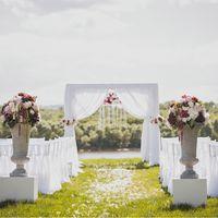 детали, флористика, декор, красивый декор, свадьба в июне