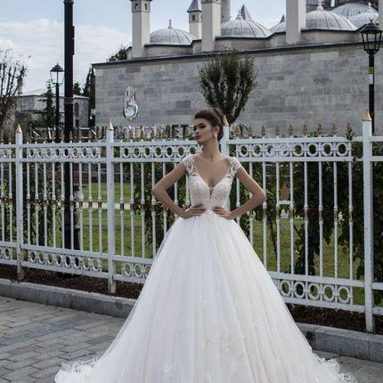 """Свадебное платье """"Айше"""""""
