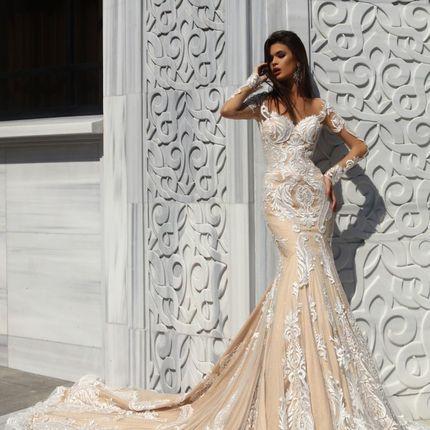 """Свадебное платье """"Хюррем"""""""