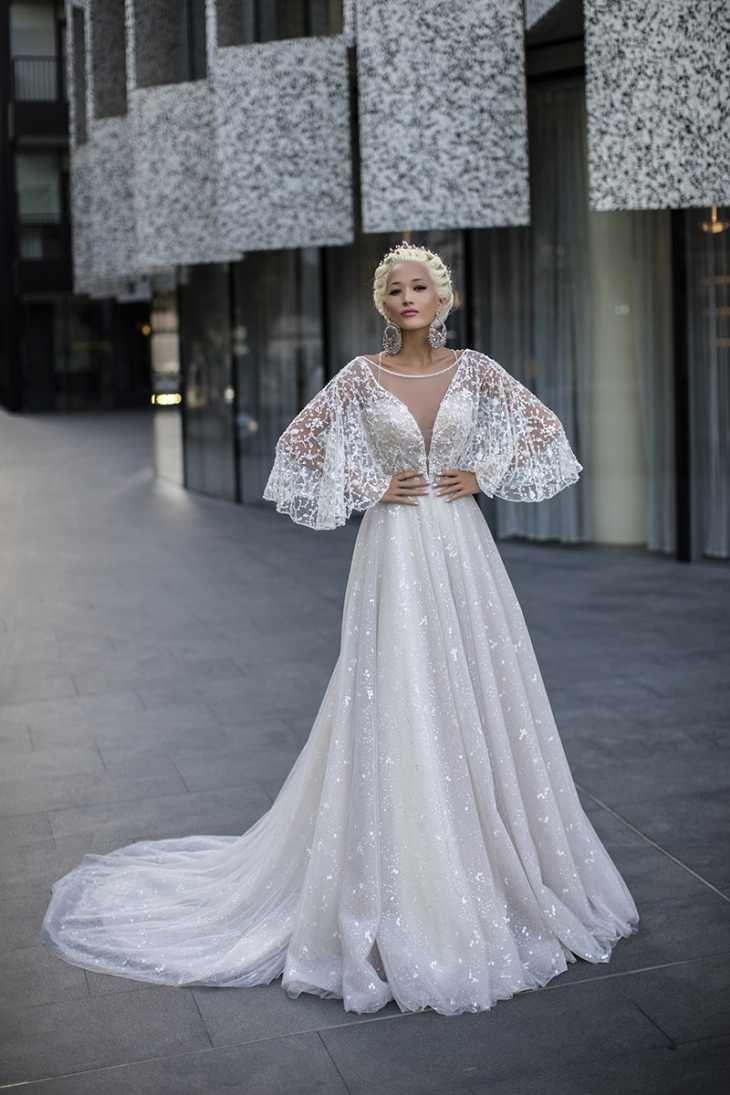 """Свадебное платье """"Герань"""""""