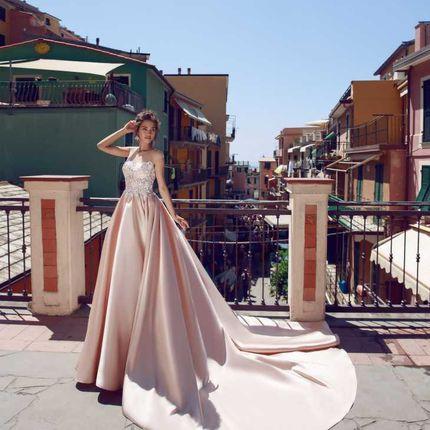 """Свадебное платье """"Камелиа"""""""