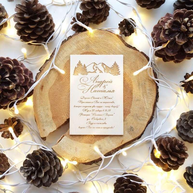 Фото 15979712 в коллекции Свадебные приглашения - Bride Tips Invintations
