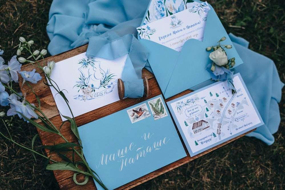 Фото 15979724 в коллекции Свадебные приглашения - Bride Tips Invintations