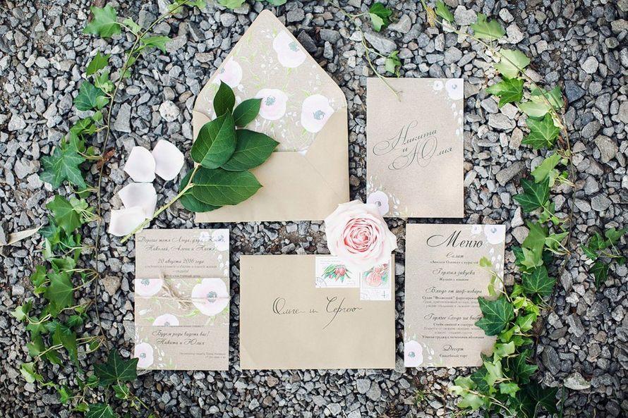 Фото 15979754 в коллекции Свадебные приглашения - Bride Tips Invintations