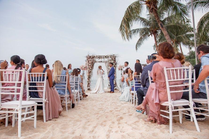 """Интернациональная свадьба в Тайланде - фото 18473986 """"Золотой глобус"""" - свадебное агентство"""