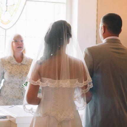 Видеосъёмка регистрации брака, 1-2 часа