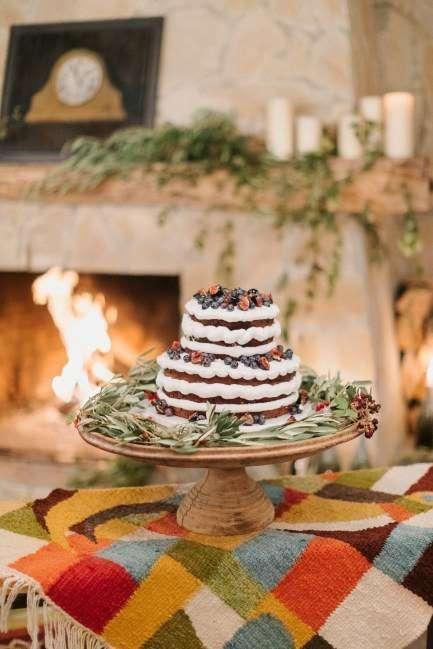 Фото 16473146 в коллекции Свадебные торты 2018 - Свадебное агентство Monte Carlo