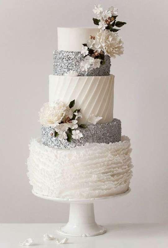 Фото 16473214 в коллекции Зимние торты - Свадебное агентство Monte Carlo