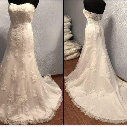 Свадебное платье Sincerity, арт. 6274