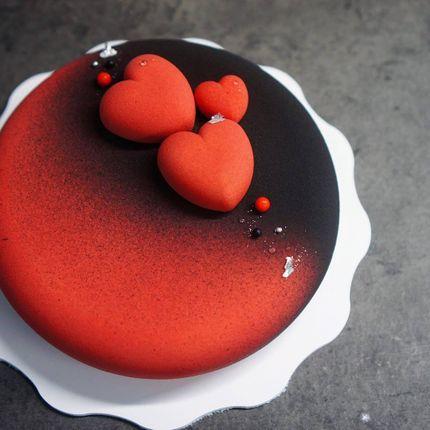 Муссовый торт, цена за изделие