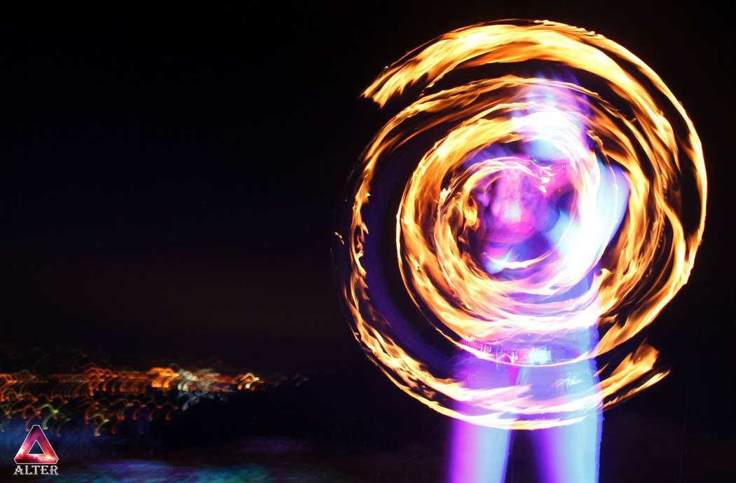 Фото 16009184 в коллекции Портфолио - Театр огня и света Alter