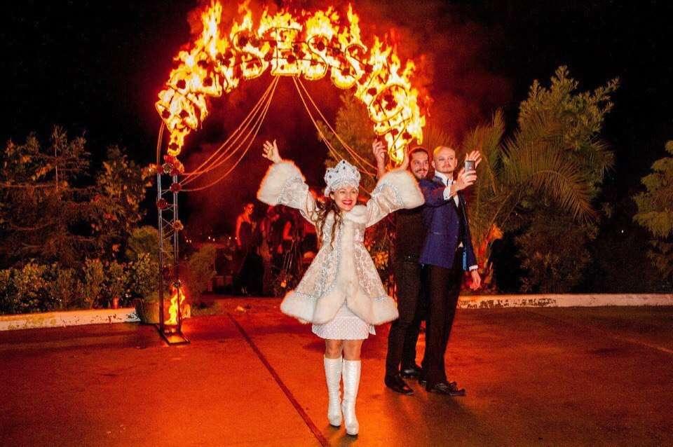 Фото 16009218 в коллекции Портфолио - Театр огня и света Alter