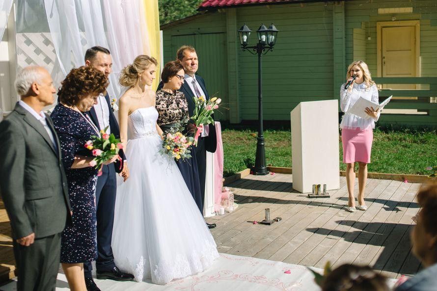 Фото 16019228 в коллекции Свадебные церемонии - Ведущая церемоний Анастасия Бельтюкова