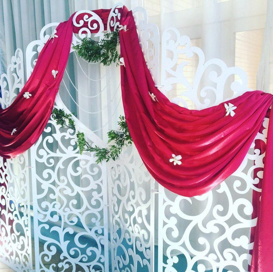 Фото 16035766 в коллекции Тканевое оформление свадеб - Студия оформления Анны Быстровой