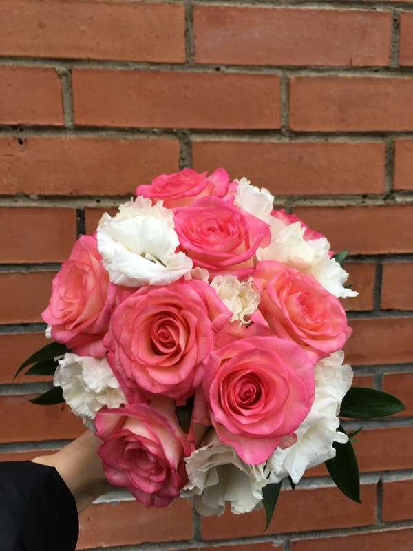 Фото 16048628 в коллекции Свадебные букеты - Флорист-декоратор Мария Декор