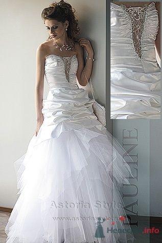 """свадебное платье """"Адель+юбка"""" - фото 1972 Свадебный салон """"Астория стиль"""""""