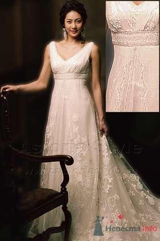 """модель 0703 - фото 12075 Свадебный салон """"Астория стиль"""""""