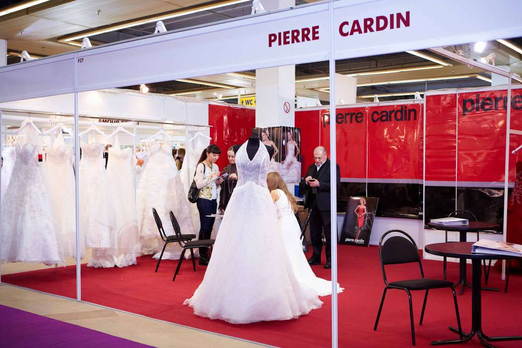Фото 690935 в коллекции Wedding Fashion Moscow - Nevesta.info - модератор