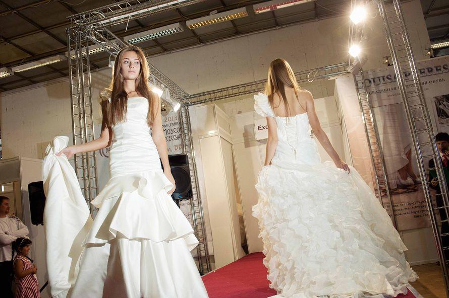 Фото 690937 в коллекции Wedding Fashion Moscow - Nevesta.info - модератор