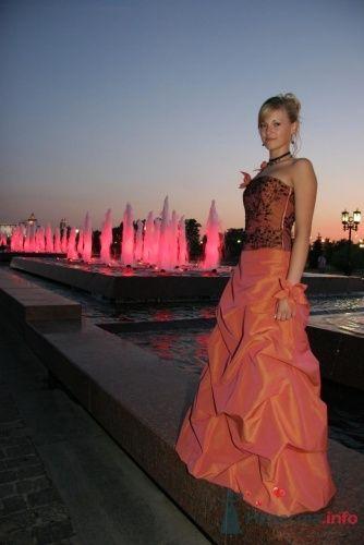 """Индивидуальный пошив - фото 2645 Салон свадебной и вечерней моды """"Амадеус"""""""