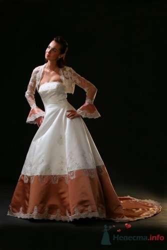 "TO BE BRIDE   K9951 - фото 2653 Салон свадебной и вечерней моды ""Амадеус"""