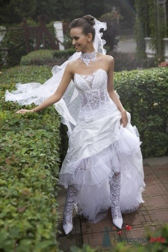 "ANNA BOGDAN   908 - фото 2721 Салон свадебной и вечерней моды ""Амадеус"""