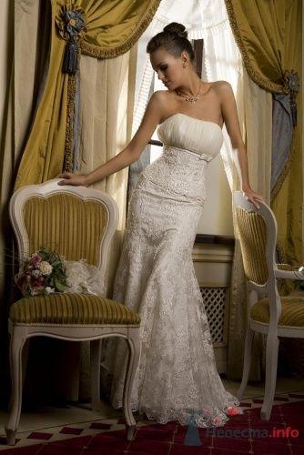 "ANNA BOGDAN   917 - фото 2724 Салон свадебной и вечерней моды ""Амадеус"""
