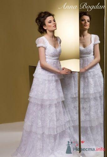"ANNA BOGDAN мод.1011 - фото 17516 Салон свадебной и вечерней моды ""Амадеус"""