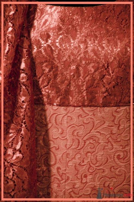 3. Между лифом и юбкой сделана тонкая дорожка из стекляруса в тон платью. - фото 45007 Белошвейка