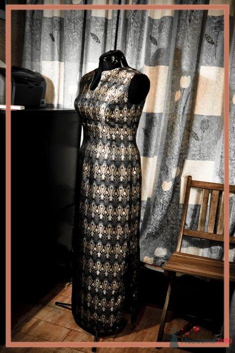 6. Платье 4, вид немного сбоку. - фото 45010 Белошвейка