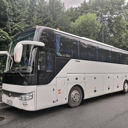 Автобус туристический в аренду, 47 мест