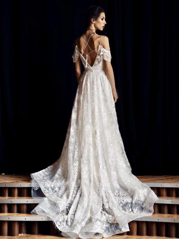 Свадебное платье Манон - фото 17046748 Свадебный салон Ivory