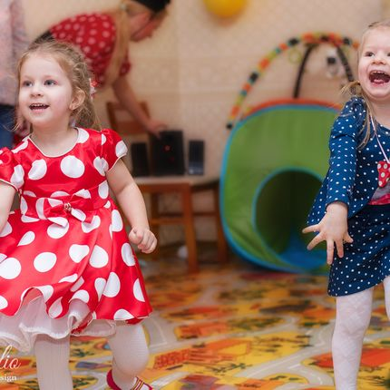 Фотосъёмка детских мероприятий