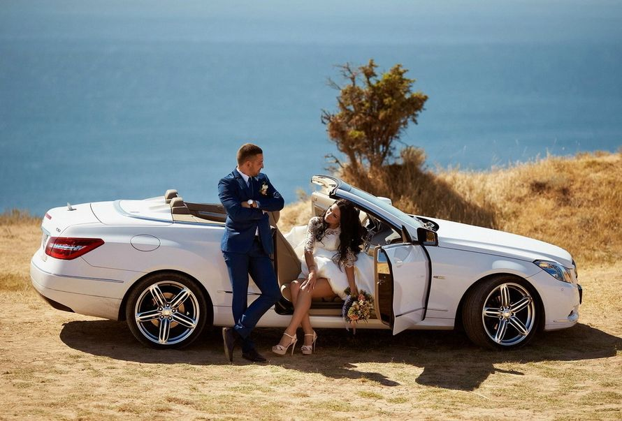 Фото 16208834 в коллекции Прокат свадебного автомобиля Mercedes кабриолет - Cabrio123 - аренда авто