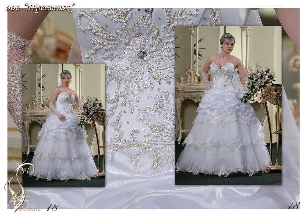 """Фото 16416688 в коллекции Портфолио - Салон свадебной и вечерней моды """"Вальс"""""""